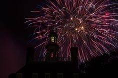 jamestown va. 4th of july celebration