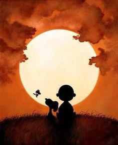 """Mi piace"": 9,421, commenti: 39 - Snoopy Love (@snoopy_truelove) su Instagram: ""Que a noite seja leve e os sonhos sejam reais. #goodnight #snoopy #charliebrown #woodstock"""