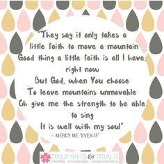 This song has been on repeat all day everyday for the last little while! Loving the message and how it makes me feel! Look it up and let us know if you like it too! #ttccommunity #ttcjourney #ivf #ivfjourney #iui #adoption #oneineight #ttc #ttcsisters #sharegoodness