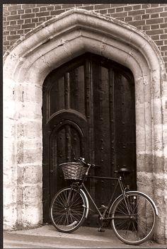 Cambridge, England 1995