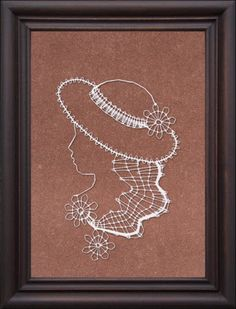 Дамы - Аня Журавлева - Picasa Albums Web Embroidery, Lace, Jewelry, Albums, Bobbin Lace, Bobbin Lacemaking, Crocheting, Pictures, Faces