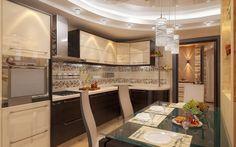 Интерьер кухни – 135 фотографий