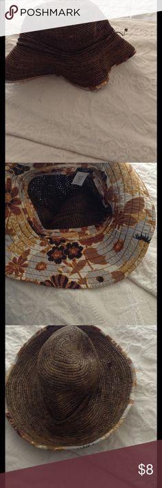 J Crew Straw Hat J. Crew Accessories Hats