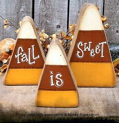 crafts with candy corn - Google Search
