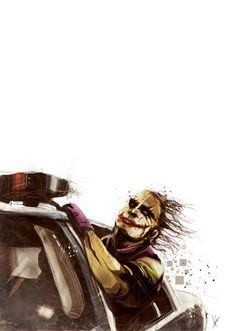 I know this scene was a favourite for my sister, she's a big Joker fan! :D