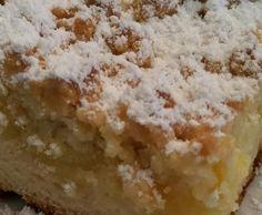 Rezept Streuselkuchen mit Vanillepudding vom Blech von Zuckerschnecke777 - Rezept der Kategorie Backen süß