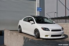 need this with tiffany blue details and black rims!