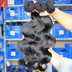 Latest Human Hair Extensions Unprocessed Virgin Hair Body Wave Hair Weave Bundles