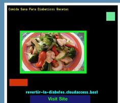 Comida Sana Para Diabeticos Recetas 200141 - Aprenda como vencer la diabetes y recuperar su salud.
