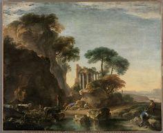 Paysage Virgilien.