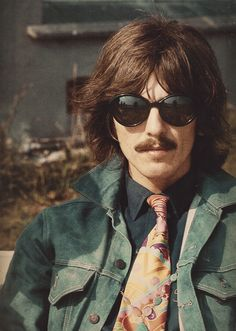 George Cute Harrison | via Tumblr