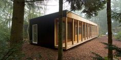 Recreatiewoning 'Country Cottage' te Norg « CZW Constant Zoekt Werk