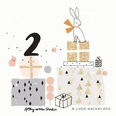 dottywrenstudio: advent 2