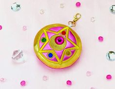 Sailor Moon Crystal Star Card Pouch! Buy here http://www.moonkitty.net/reviews.php #sailormoon