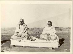 Guruji Shri S.N.Goenkaji & Mataji in 1970