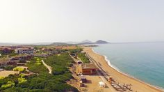 O enjoyed a luxury holiday at The Romanos, a Luxury Collection Resort in Costa Navarino, Greece Lux Hotels, Luxury Holidays, Hotel Reviews, Costa, Greece, Europe, Beach, Water, Travel