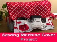 ONE™ Sewing Machine Singer One, Cover Size, Helpful Hints, Quilts, Sewing, Projects, Fabric, Crafts, Decor