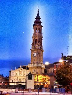 Catedral de la Seo, Zaragoza, España