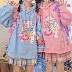 Harajuku Fashion, Kawaii Fashion, Cute Fashion, Fashion Outfits, Harajuku Girls, Aesthetic Fashion, Aesthetic Clothes, Cute Casual Outfits, Pretty Outfits
