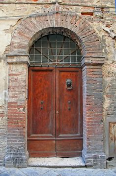 Arch door Italy by NellieTolentino on Etsy