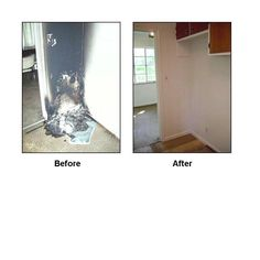 This week's Photo of the Week is from Servpro of Dearborn Heights, MI. Nice work on the Water Damage Restoration!