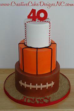 Sports Cake | Flickr - Photo Sharing!
