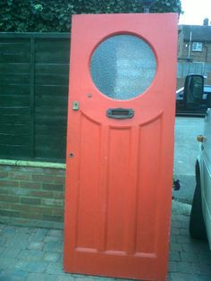1930s front door - this is the kind of thing I want for our house