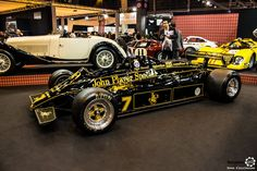 #Lotus #91 au salon Retromobile à #Paris Reportage complet : http://newsdanciennes.com/2016/02/08/grand-format-retromobile-2016/ #Vintage #VintageCar