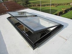 What Is Pergola Roofing Skylight Glass, Glass Roof, Home Room Design, House Design, Green Roof System, Staircase Storage, Building Foundation, Roof Ceiling, Window Glazing