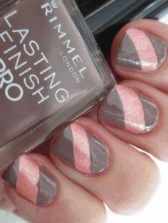 pink && grey
