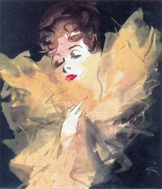 René Gruau - Illustration