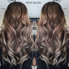 Photo of Miva Salon - Hayward, CA, United States. Toned with Fanola No Yellow Shampoo