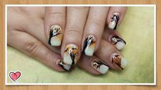 Fall Nail Design!
