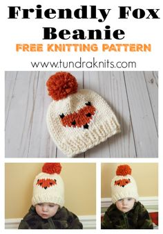 Come check out my blog for this adorable free knitting pattern!