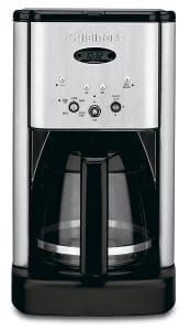 Cuisinart Stainless Steel Residential Drip Coffee Maker at Lowe's. The Cuisinart Brew Central Programmable Coffeemaker in Stainless Steel makes a bold statement with a brushed metal finish and an elegant Best Drip Coffee Maker, Single Cup Coffee Maker, Best Coffee Grinder, Coffee Brewer, Espresso Coffee, Coffee Cups, Coffee Shop, Decaf Coffee, Coffee Lovers