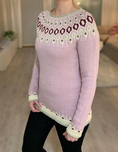 Pullover, Knitting, Sweaters, Beauty, Tips, Fashion, Tricot, Moda, Stricken