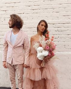 "Untamed Petals by Amanda Judge's Instagram video: ""I'm feeling these pink tones from today's shoot! #bts @carlimaedugan @laurenhope.photography @idlewildfloral #valentinesdayshoot…"" Pink Tone, Bridesmaid Dresses, Wedding Dresses, Wedding Attire, Amanda, Bts, Photography, Instagram, Fashion"