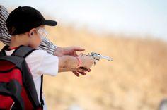 Guns  Your Children #Prepper
