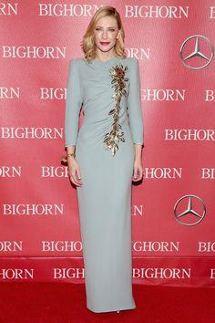 Cate Blanchett in Marc Jacobs - palm springs film festival awards 2016