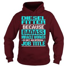 Awesome Tee For  ② Diesel Fitter***How to  ? 1. Select color 2. Click the ADD TO CART button 3. Select your Preferred Size Quantity and Color 4. CHECKOUT! If you want more awesome tees, you can use the SEARCH BOX and find your favorite !!id1