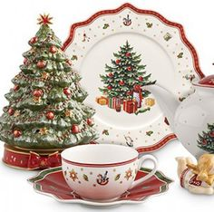 41 best Villeroy & Boch images on Pinterest | Christmas décor ...