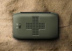 Portable Survival Radio | PHILIPS on Behance