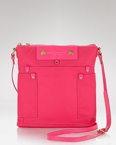 MARC BY MARC JACOBS Crossbody - Preppy Nylon Sia | Bloomingdale's