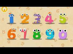 IMPARIAMO I NUMERI 1-10, video educativo per bambini, i numeri dall'1 al 10 impariamoli insieme! - YouTube