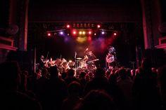 The Trocadero Theatre - Philadelphia, PA  March 8th, 2013    Photo: Oliver Lopena