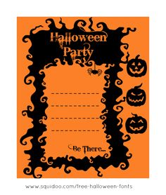 75 best halloween invitations images on pinterest halloween crafts