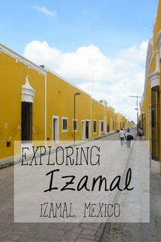 Exploring the Yellow-Painted Town of Izamal, Mexico: A Day Trip From Merida >> Izamal is a charming, magical and peaceful traditional Mayan town in Mexico's Yucatan Peninsula, where the cobblestone streets are lined with lovely yellow-painted buildings. Exploring Izamal makes for an interesting and convenient day trip from the Yucatan's capital city of Merida. Read about my experiences and view photos in this detailed guide of Izamal!