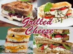 Frisky Eats: 10 Ooey Gooey Grilled Cheese Recipes