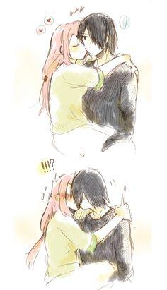 「サスサク+αまとめ」/「有佳@ついった」の漫画 [pixiv]