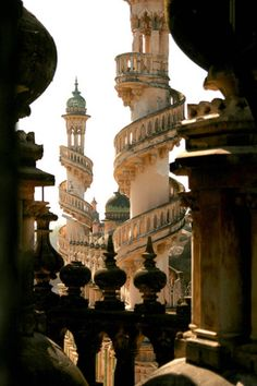 I don't like truth, ...EASTERN design office - peskynymph: from on top of the Mahabat Maqbara...